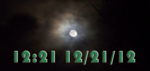 moon and numbers