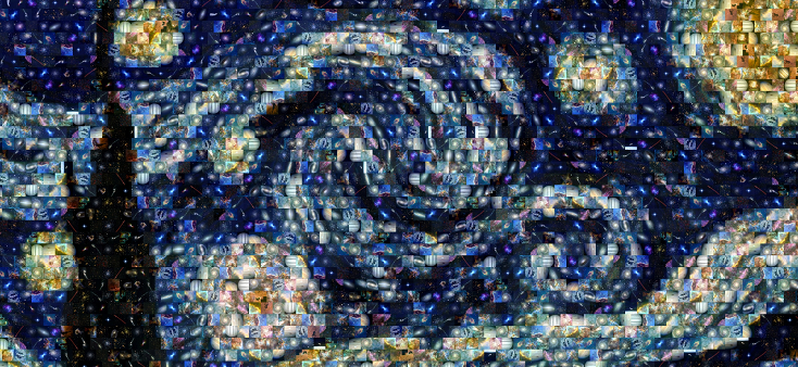 Starry Night rendition