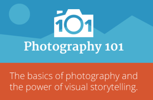 Photography 101 - Basics of photography and the power of storytelling