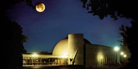 Strasenburg Planetarium - Rochester, NY