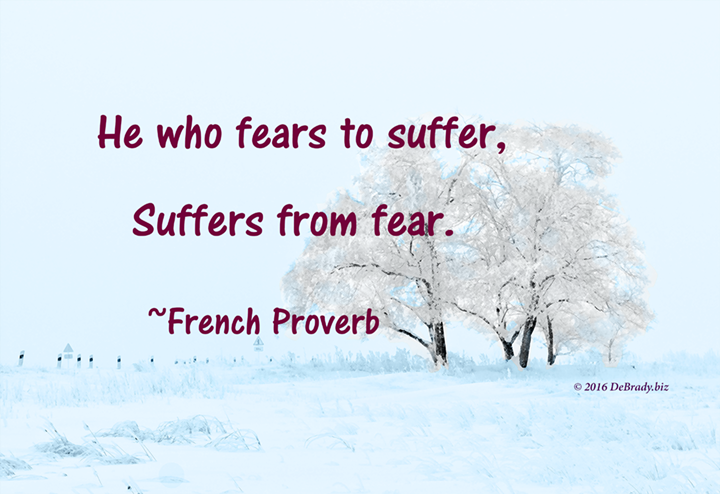 Fear and Suffering
