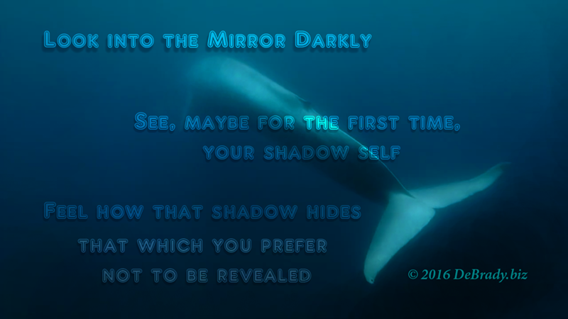 Seeing into the Mirror Darkly