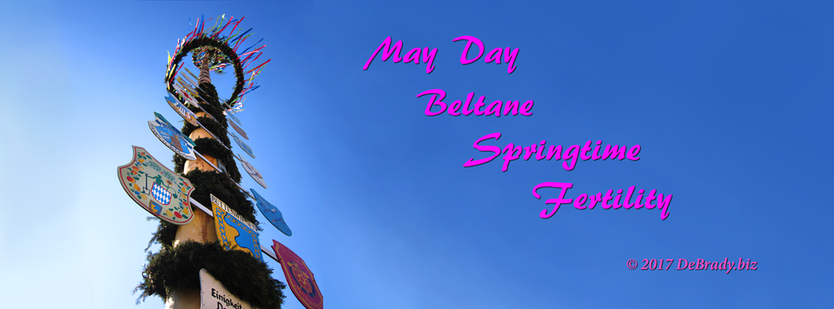 May Day and Beltane – Return to Nature