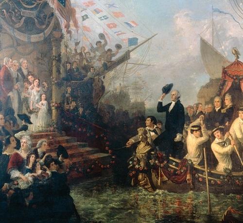 Washington's 1st Principles of Exec Leadershipexcerpt