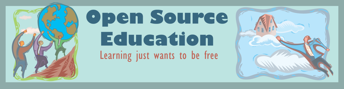 Open Source Education project started