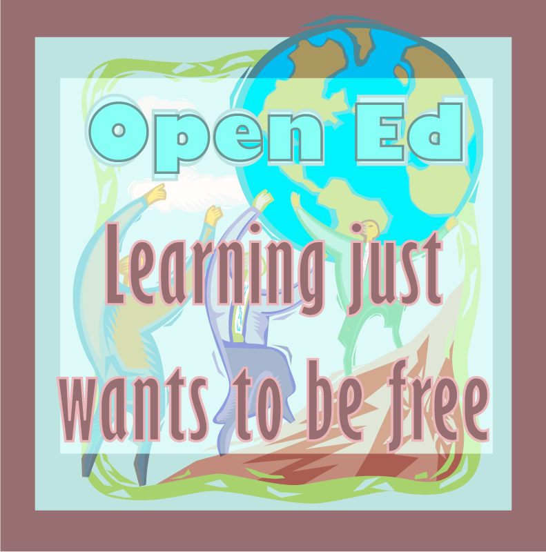 Open ED - Learning just wants to be free