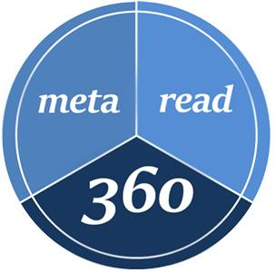 MetaRead 360 logo