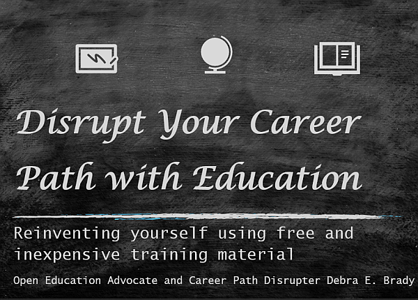 Disrupt Your Career Path Course Pre-Launch Announcement